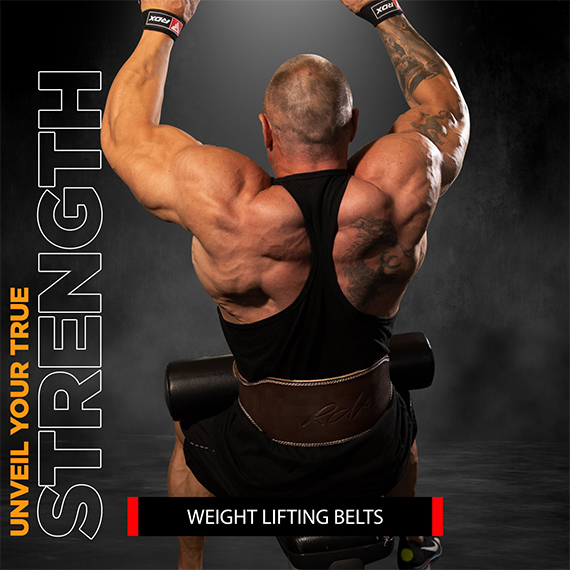 RDX Weight Lifting Belts