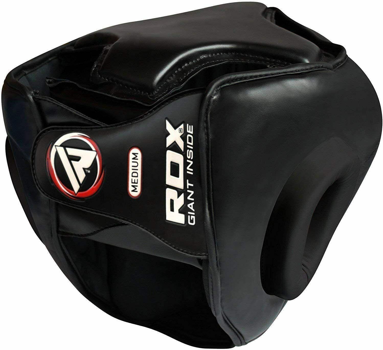 GRILL Testa Guardia Casco Boxing Arti Marziali Gear MMA Protector Calcio Training 1X